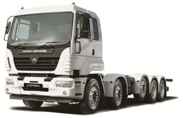 U3723 Truck