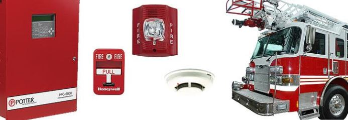 commercial fire alarm system by OnDuty Systems VESDA in Houston, Texas