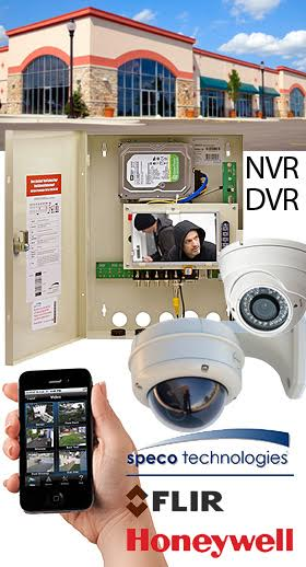 Houston Security Cameras for residential home or commercials applications
