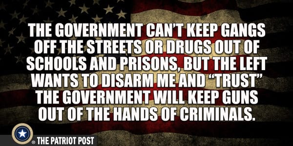 why we don't trust government promises