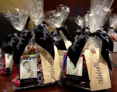 50th Birthday Party Favors