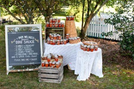 Ideas For Homemade Wedding Favors