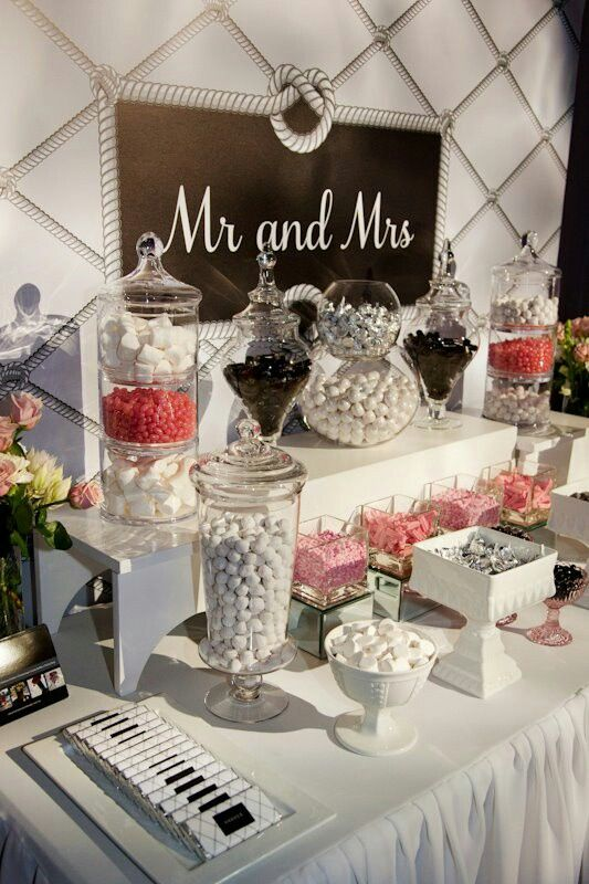 Sophisticated Bridal Shower