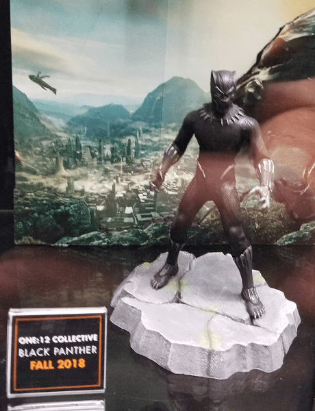 Mezco ONE:12 at NYCC - Black Panther
