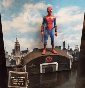 Mezco ONE:12 at NYCC - Spider-Man