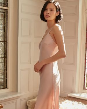 Sophia Silk Slip by Gilda Pearl