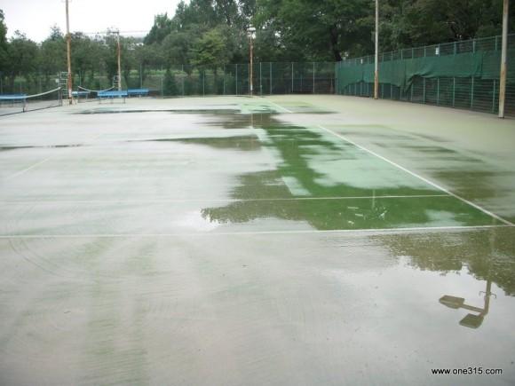 京都府亀岡市ソフトテニス大会2009