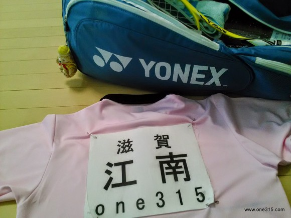 ソフトテニスマスターズ滋賀県予選2015