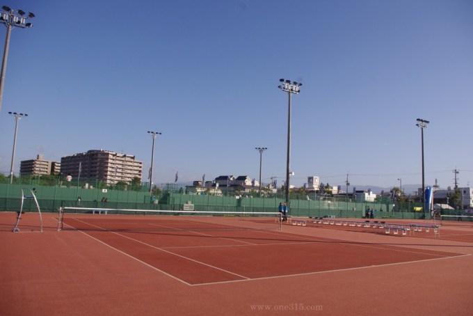 全日本ソフトテニス選手権大会天皇杯皇后杯2015@滋賀 大会3日目 長浜市民庭球場