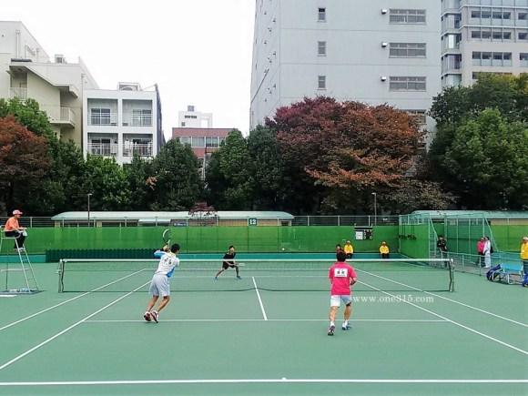 20151109-ソフトテニスアジア大会2016日本代表選考会