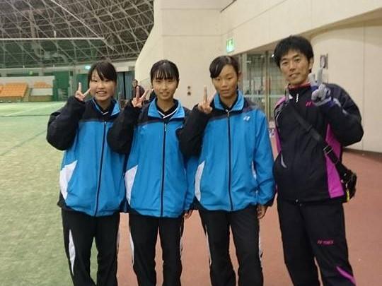 滋賀学園ソフトテニス