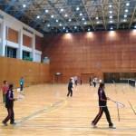 ソフトテニス練習会 2015.12.08 火曜日