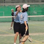 中学ソフトテニス 滋賀県ジュニア選抜インドア2012