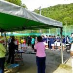 滋賀県近江八幡市安土ソフトテニス大会2015