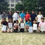 大阪府のとあるソフトテニス大会2012