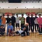 間庭塾ソフトテニス講習会のご案内