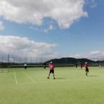 滋賀県近江八幡市安土杯ソフトテニス大会2016