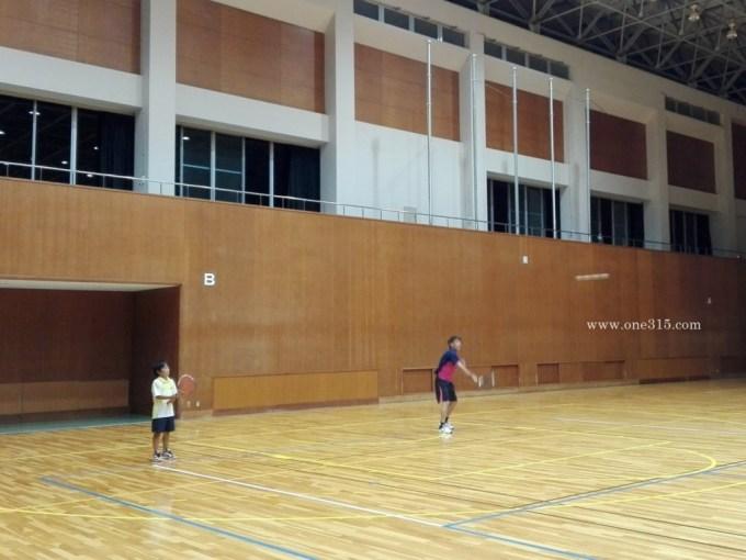 ソフトテニス練習会 2016/05/24 火曜日 滋賀県