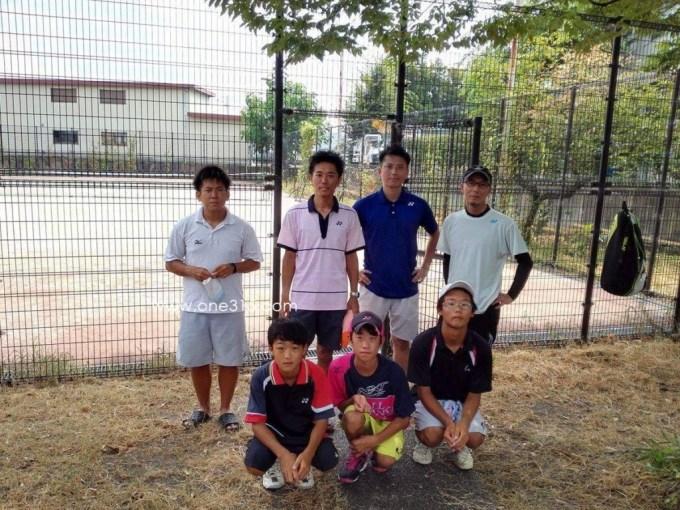 ソフトテニス 滋賀県 近江八幡市 プラスワン