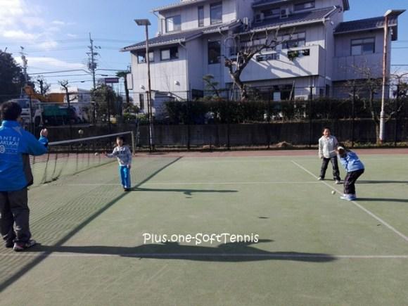 ソフトテニス練習会 未経験~の練習会 2016/12/17(土)