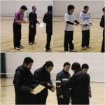 滋賀県東近江市インドアソフトテニス2011
