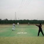 ソフトテニス練習会 2008/11/23