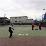 ソフトテニス練習会 2017/02/08(水)