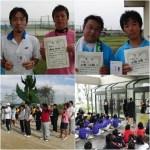 滋賀県野洲市ソフトテニス大会・秋の個人戦2010
