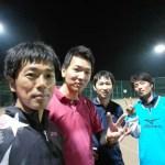ソフトテニス練習会 2017/04 /29(土)・夜間