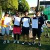 滋賀県近江八幡市ソフトテニス秋季2014[結果・動画]