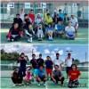 第四回ソフトテニつ部ソフトテニス合宿2017滋賀高島市