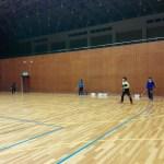 2017/12/2(土)夜間 ソフトテニス練習会・初心者向け@滋賀県近江八幡市