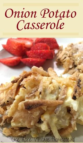 onion potato casserole
