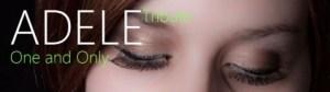 Adele Menu Logo