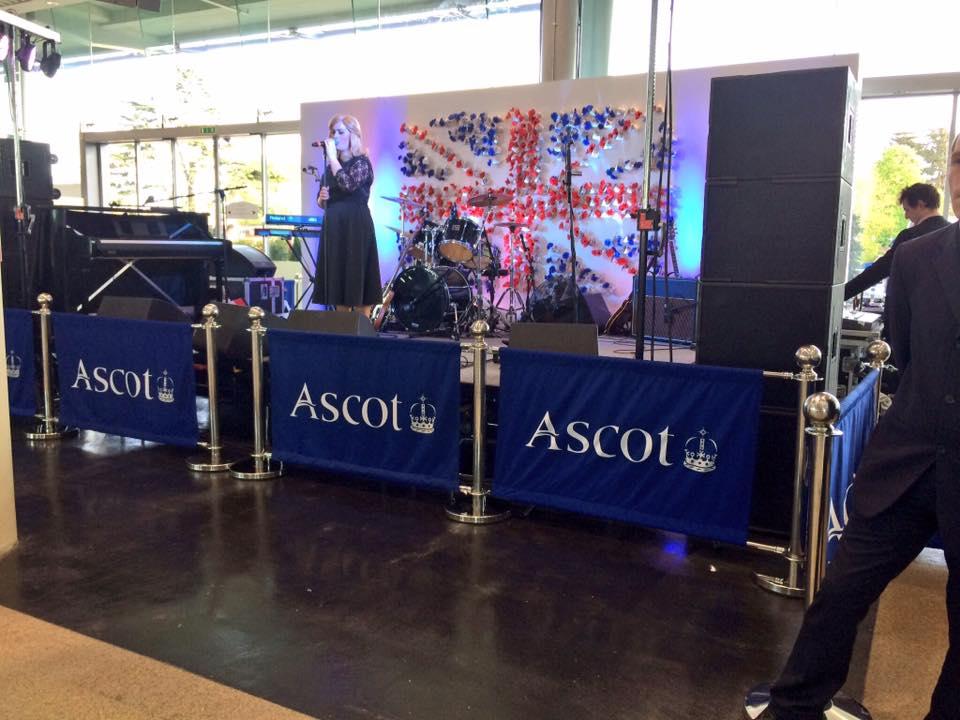Katie Markham Adele Tribute Ascot