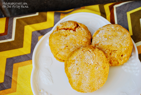 Delicious Fall Recipe for Pumpkin Scones