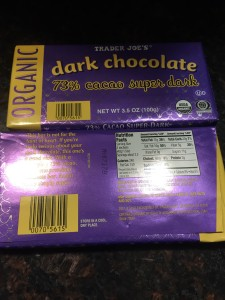 Trader Joes Weight Watchers Food List-chocolate