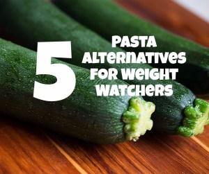 pasta alternatives