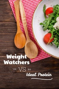 ideal protein weight watchers