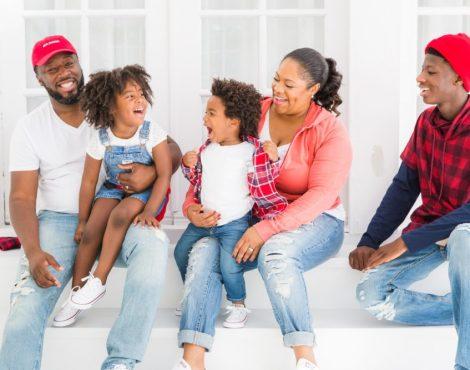 FAMILY CHRISTMAS PHOTO SHOOT UNVEIL!