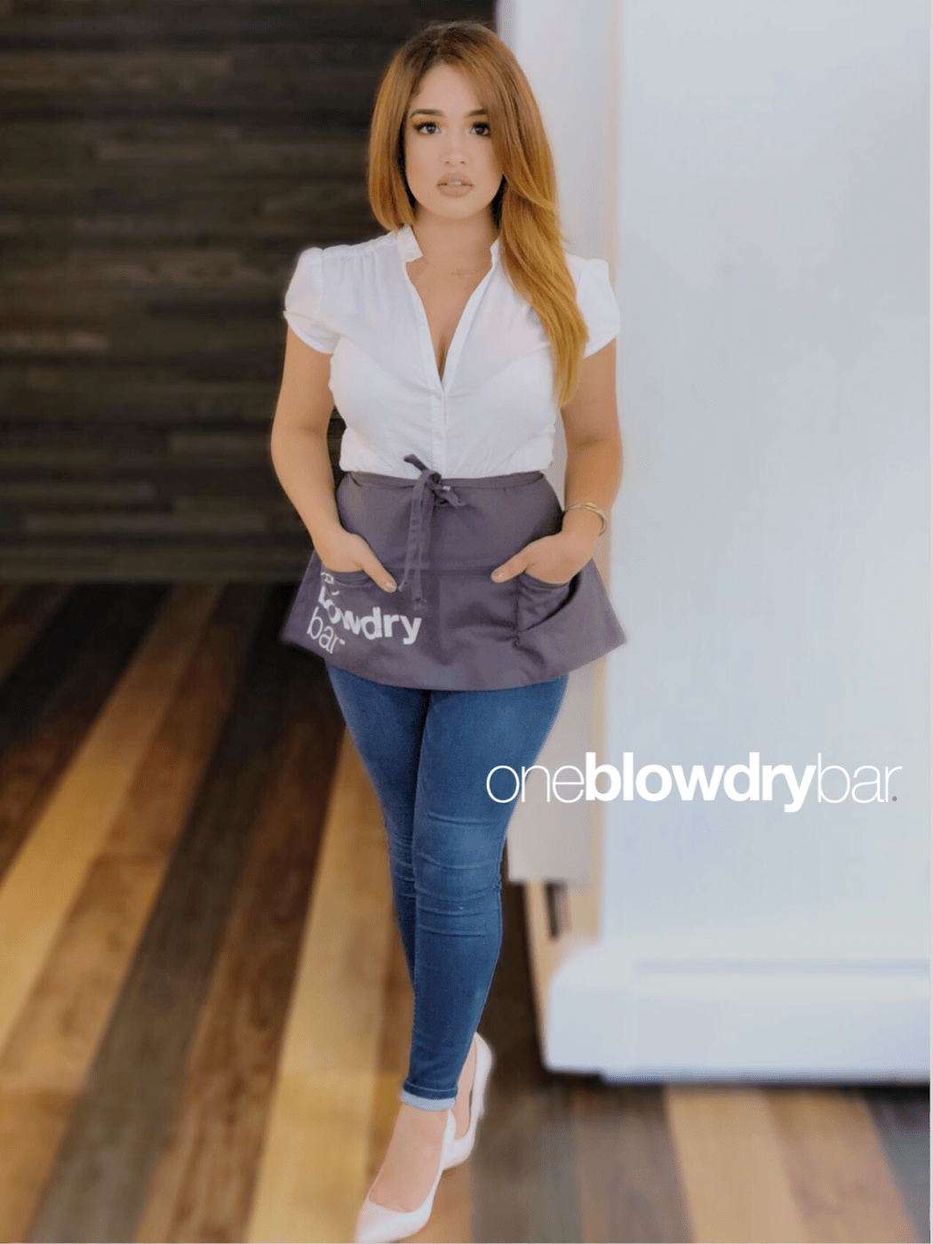 New Jersey hair stylist at Red Bank Blow dry bar