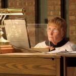 1-Mary Fletcher-Gomez At Piano