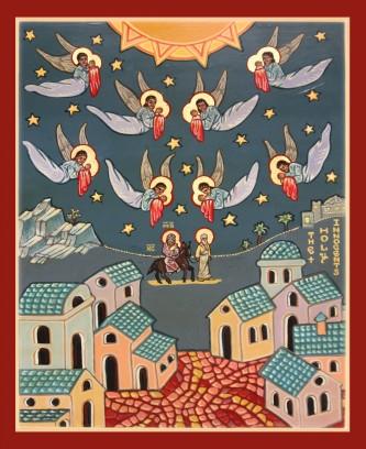 Holy Innocents icon from Atlanta GA