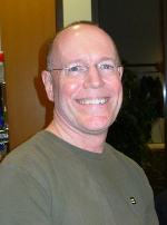 Senior Warden Steve Raftery