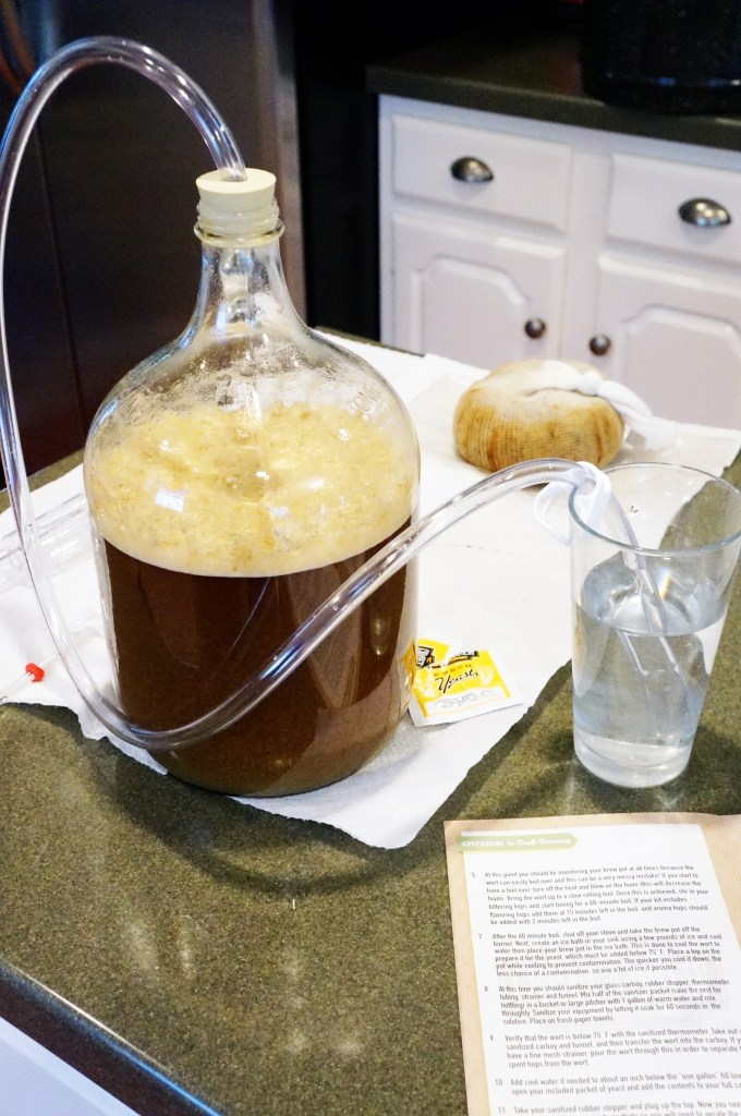 How to Beer Brewing in an apartment