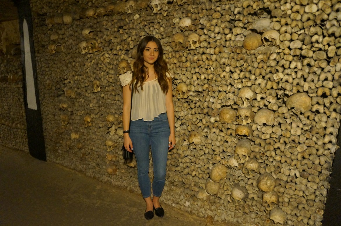 How to do Paris in 3 days The Catacombs