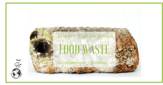 52 Ways to Reduce Your Eco Footprint, One Brown Planet