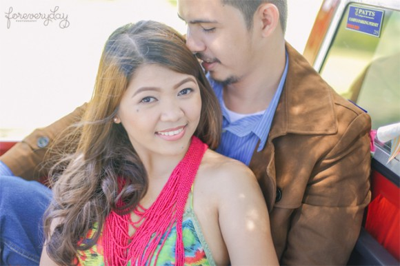 Prenup at The Sierra Madre Hotel & Resort