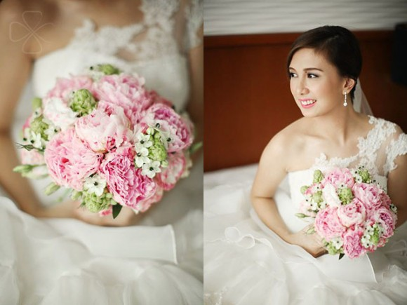 Wedding Bouquet by Spruce Floral Designs