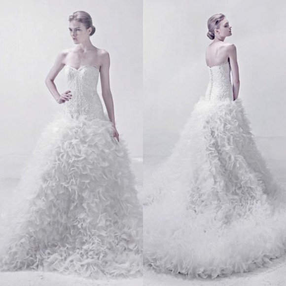 Floresca Wedding Gown